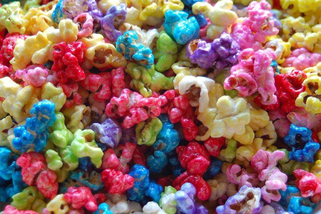Popcorn Manis