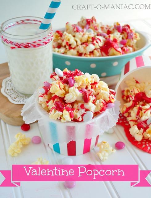 Sweet Popcorn Manis